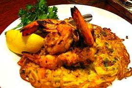 Grilled NOLA Shrimp