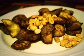 Plantains and Peanuts