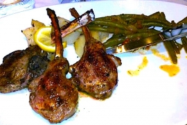 Paldakia Grilled Lamb Chops