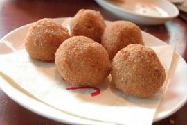 Jaleo Serrano Ham Fritters