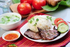 Flank Steak @ Saigon Saigon