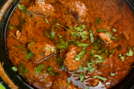 Lamb Curry @Punjabi Hut