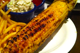 Grilled Corn @ Ford's Fish Shack