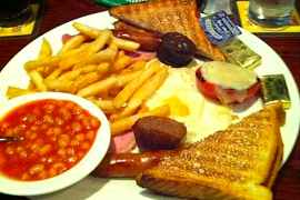 Irish Country Breakfast @ Irish Channel