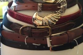 Belts @ Black Eyed Susie