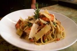 Shrimp Noodle Pasta