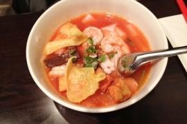 Seafood Soup @ Bangkok Noodle