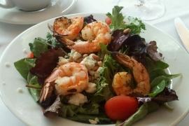 Mixed Greens @ Piccola Roma Restaurant