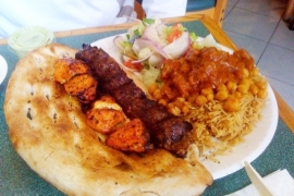 Kadu Chalau @ Food Corner Kabob