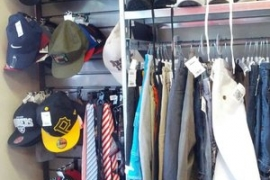 Hats & Shorts @ Buffalo Exchange