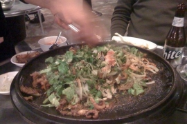 Honey Pig Fried Rice