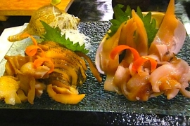 conch (left) and aoyagi (right)