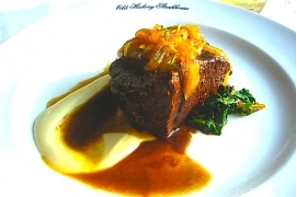 Braised Short Ribs @ Old Hickory Steakhouse