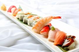 Koi Asian Bistro Sushi Gold