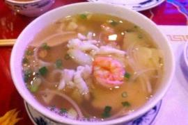 Seafood Pho Miss Saigon