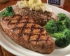 Logan's Roadhouse New York Strip