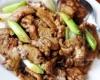 Meiwah Mongolian Beef