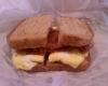 Bacon & Egg Sand