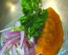 Ceviche Peruano @ Rumba Cafe