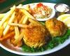 Crab Cakes @ Billy Martin's Tavern