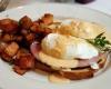 Deluxe Benedict @Cafe Deluxe