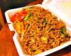 Drunken Spaghetti @ Thai Orchid's Kitchen