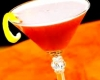 Cafe Deluxe French Martini