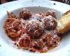 Floriana Meatballs & Pasta