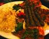 Lamb Kabab @ Kababji Grill