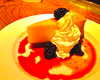 New York Style Cheesecake @ Clyde's
