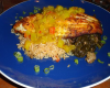 Bayou Blackened Catfish