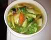 Mixed Vegetable Soup @ Chinatown Garden
