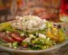 Greek Salad @ Mellow Mushroom