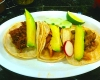 3-Meat Tacos
