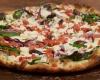 Greek Bianca Pizza