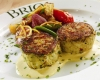 BRIO Crab & Shrimp Cakes