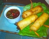 Crab & Spring Roll @ PassionFish