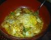Peanut Curry w Shrimp @ Nooshi