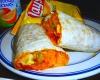 Salmon Wrap @ Cafe Tu-O-Tu