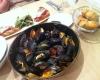 Chorizo Mussels @ Brabo
