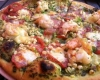Corn and Shrimp Pizza