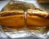 Beef Barbecue Sub @ Santucci's Deli