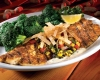 Santa Fe Tilapia @ Logan's Roadhouse