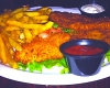 Fish and Chips @ Penn Quarter Sports Tavern