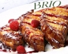White Chocolate Raspberry French Toast